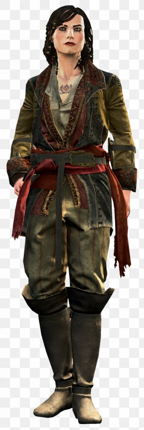 Mary - Mary Read Assassin's Creed IV: Black Flag Golden Age Of Piracy Republic Of Pirates PNG