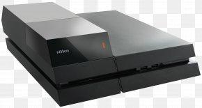 Playstation - PlayStation 4 Hard Drives Video Game Data Bank Nyko PNG