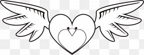 Heart Line - Drawing Love Heart PNG
