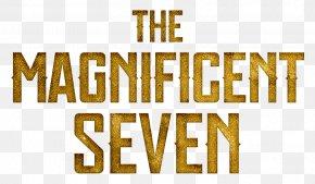 Anthony Starke Magnificent Seven - Logo Film Western Font PNG