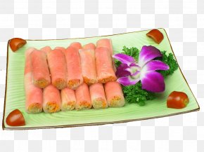 Crisp Curly Town - Sashimi Hot Pot Meatloaf Chinese Cuisine PNG