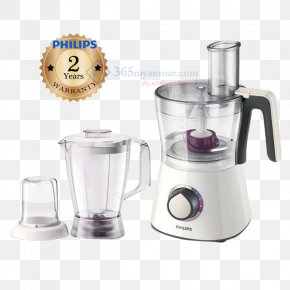 Food Processor - Mixer Food Processor Philips Blender Home Appliance PNG
