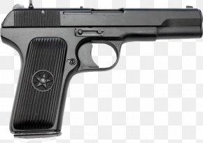 TT Russian Handgun Image - Beretta M9 Handgun Pistol PNG