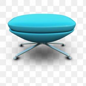 SkyBlue Seat - Blue Turquoise Aqua PNG