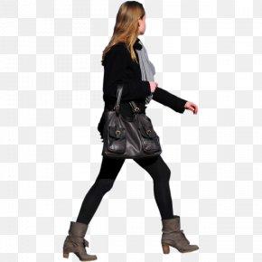 Walking - Walking Woman Clip Art PNG