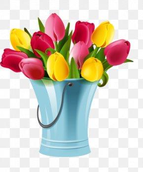 Pot Flowers - Hand Tool Garden Tool Gardening PNG