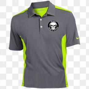 T-shirt - T-shirt Polo Shirt Dri-FIT Nike PNG