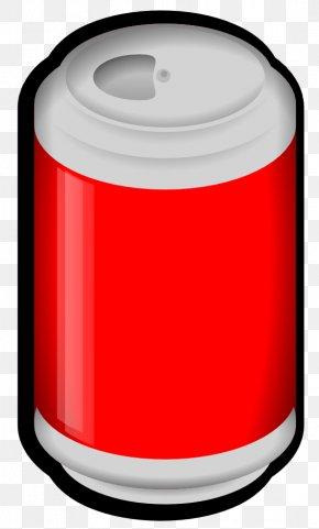 Soda Can Cliparts - Soft Drink Coca-Cola Diet Coke Pepsi PNG