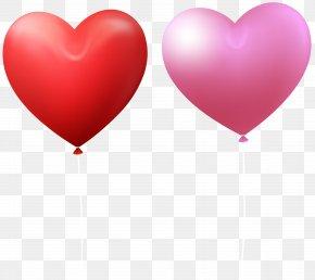 Valentine's Day - Valentine's Day Heart Love Clip Art PNG