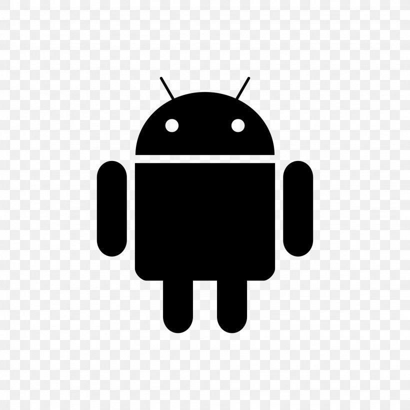 Vector Android Handheld Devices, PNG, 2048x2048px, Vector, Android, Android Software Development, Black, Fictional Character Download Free