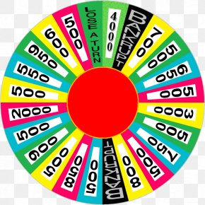 Bankrupt - Wheel Of Fortune 2 Game Show Television Show PNG