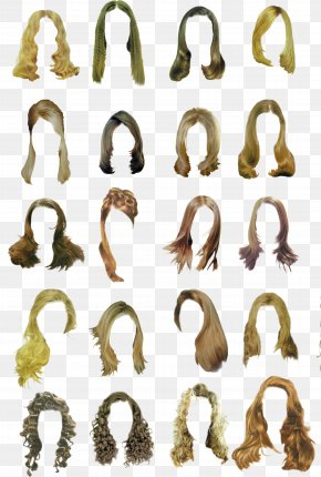 Hair - Hairstyle Long Hair Clip Art PNG