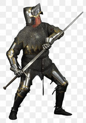Medival Knight - Middle Ages Knight Wallpaper PNG