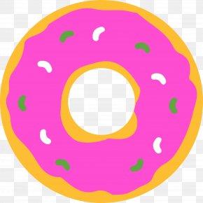 Donut - Doughnut Icing Clip Art PNG