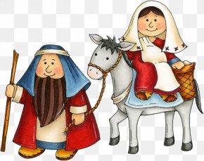 Christmas - Nativity Scene Nativity Of Jesus Christmas Clip Art PNG
