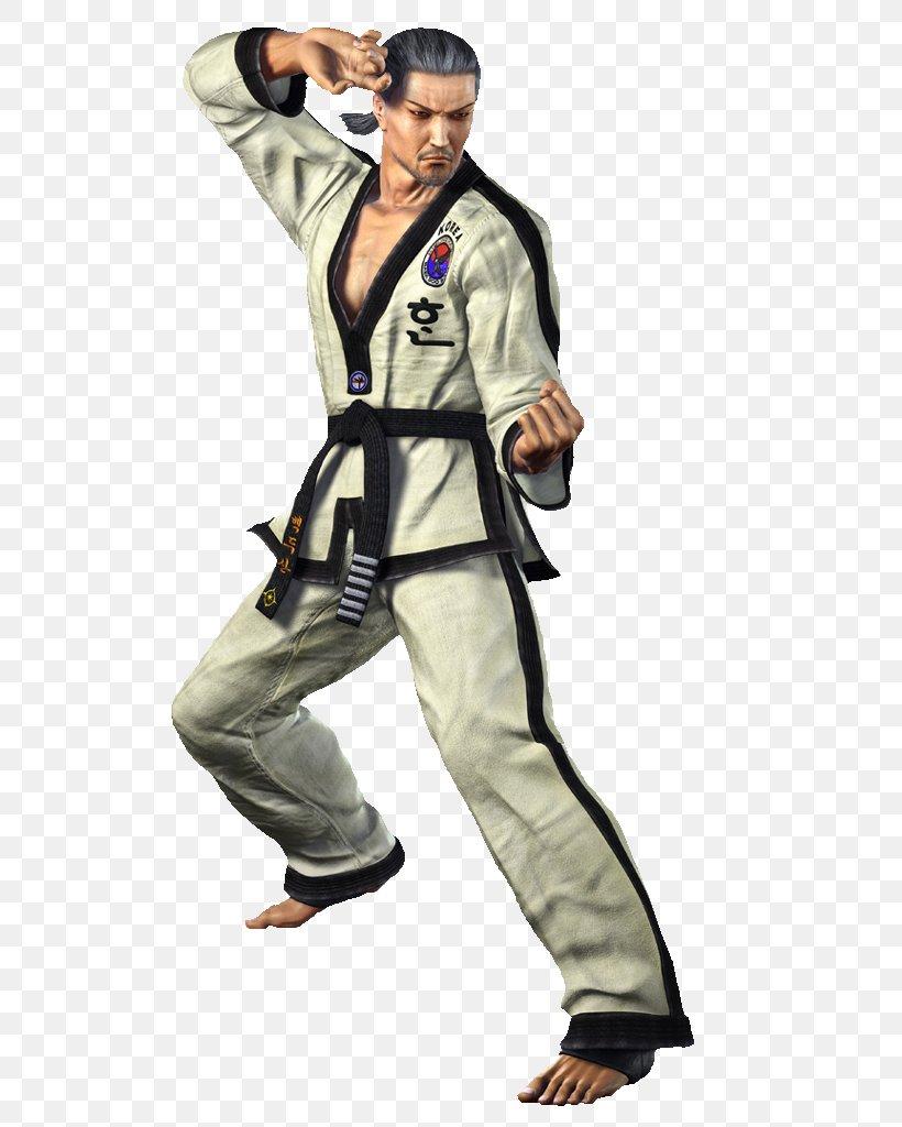 Tekken 5 Dark Resurrection Jack Jin Kazama Tekken 6 Png