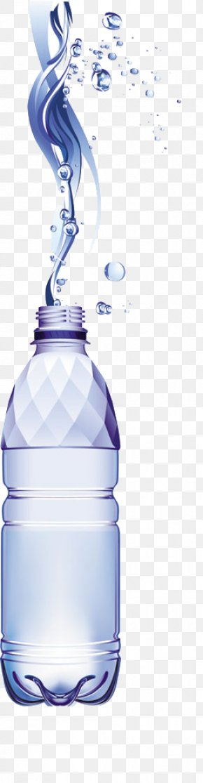 Mineral Water Bottles - Water Bottle Mineral Water PNG
