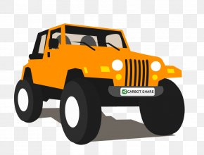 Jeep Wrangler Cliparts - Jeep Grand Cherokee Willys Jeep Truck Jeep Wrangler Unlimited Car PNG