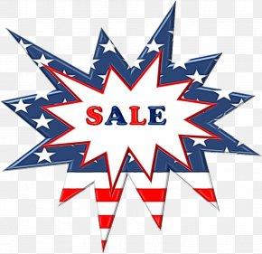 Clip Art Memorial Day Sales Image PNG