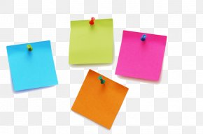 Post It Note - Post-it Note Paper Clip Art Sticker Drawing PNG