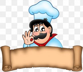 Chef Cartoon Pics - Cartoon Chef Clip Art PNG
