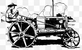 Tractor - International Harvester John Deere Tractor Clip Art PNG