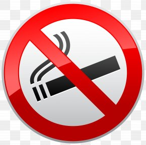 Smoking - Prohibition In The United States Smoking Ban Sign Clip Art PNG
