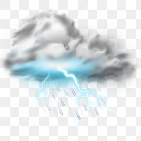 Storm Free Download - Lightning Thunderstorm Icon PNG