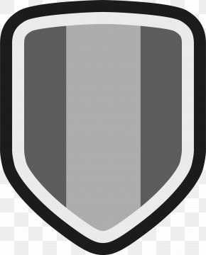 Standard Shield - Shield Sword Icon PNG