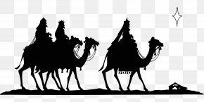 Christmas Nativity - Biblical Magi Bethlehem Nativity Of Jesus Christmas Clip Art PNG