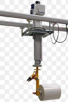Paper Reel - Lifting Equipment Material-handling Equipment Plastic Machine Elevator PNG