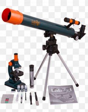 Microscope - Telescope Microscope Optics Binoculars Focal Length PNG