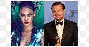 Leonardo Dicaprio - Leonardo DiCaprio Lady Gaga 73rd Golden Globe Awards 88th Academy Awards The Revenant PNG