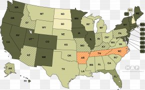 Map - World Map U.S. State Cartography Transgender Rights In The United States PNG