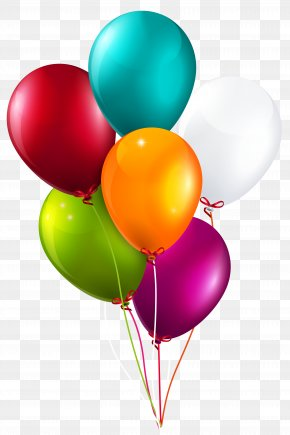 Balloons - Balloon Birthday Stock Photography Clip Art PNG