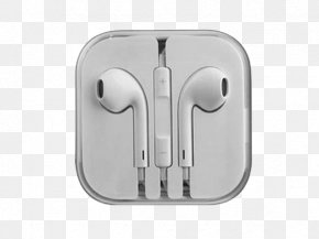 Apple Headphones - IPhone 5 Microphone Apple Earbuds Headphones Écouteur PNG