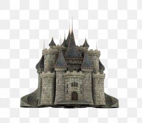 Fantasy Castle HD - Middle Ages Castle PNG