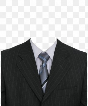 Dress Photo Template - Suit Formal Wear Clothing PNG