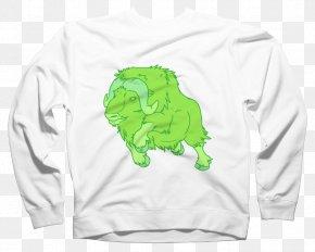 T-shirt - T-shirt Hoodie Crew Neck PNG
