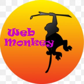 Monkey - Clip Art Ape Primate Monkey Openclipart PNG