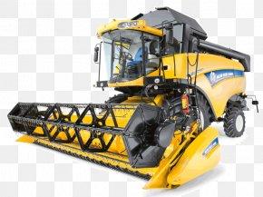 Tractor - CNH Global New Holland Agriculture Combine Harvester John Deere PNG