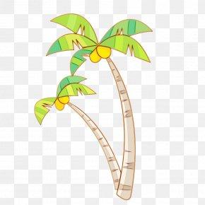 Anthurium Palm Tree - Palm Tree PNG