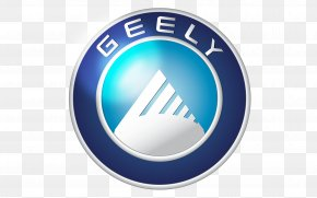 Car Logo - Geely Car Logo Automotive Industry PNG