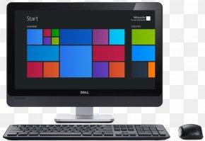Computer Desktop Pc - Laptop Personal Computer Desktop Computers PNG