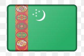 Flag - Flag Of Turkmenistan Turkmen Soviet Socialist Republic Flag Of Afghanistan PNG
