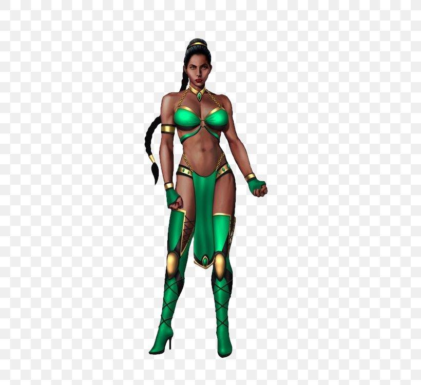 Mortal Kombat Jade Kitana Mileena Sindel Png 600x750px Mortal