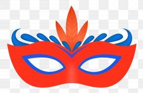 Carnival Eye Mask - Mask Carnival Clip Art PNG
