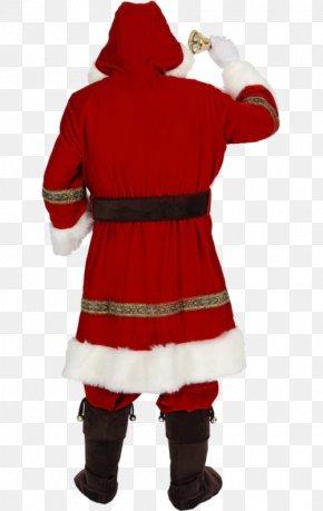 Ancient Costume - Santa Claus Costume PNG