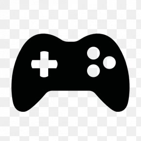 Gamepad - Video Game Consoles Game Controllers PNG