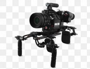 Camera - Red Digital Cinema Camera Company Digital Movie Camera RED EPIC-W Video Cameras PNG